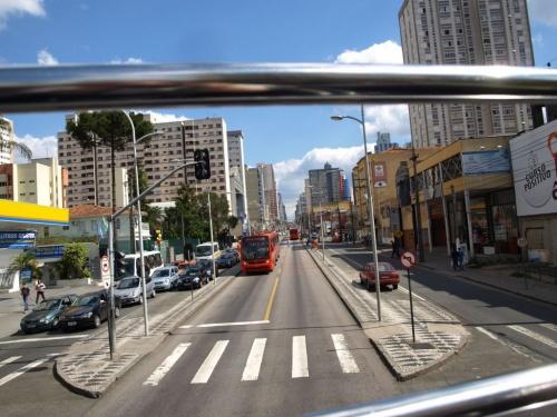 Stadtrundfahrt Curitiba 01